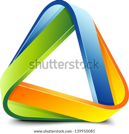 Impossible triangle