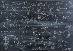 Impregnable mathematics. Crazy mathematics formulas