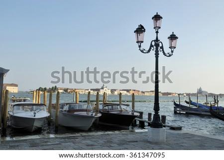 Impressions romantic city of Venice, Italy #361347095