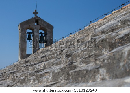 In 1050 a priest from Split by the name of Ivan erected a church and consecrated to Pope St. Sylvester. Father Ivan gave the church over to Benedictines from the Tremiti islands. #1313129240