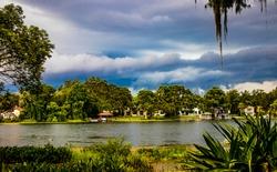In and around Kraft Gardens in Winter Park, Florida.