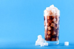 in carbonated beverages Sugar