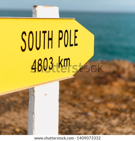 In Close Proximity to the South Pole #1409073332