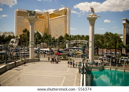 In front of the Venetian Casino Las Vegas USA exclusive at shutterstock
