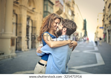 In love couple