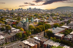 In Montreal City, plateau Mont-Royal is a very famous neighborhood