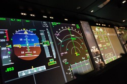In the cruise at FL361, The modern world of Aviation