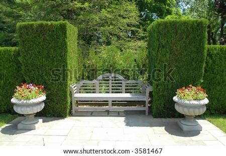 In The Garden-Botanical Gardens-Ontario,Canada