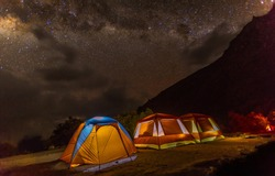 Inca Trail Nights