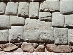 Inca wall que in Cuzco