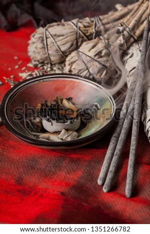 Incense of Salvia Apiana (White sage, sacred sage, bee sage, california sage)  #1351266782