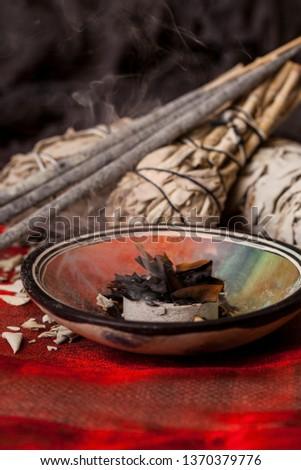 Incense of Salvia Apiana (White sage, sacred sage, bee sage, california sage)  #1370379776