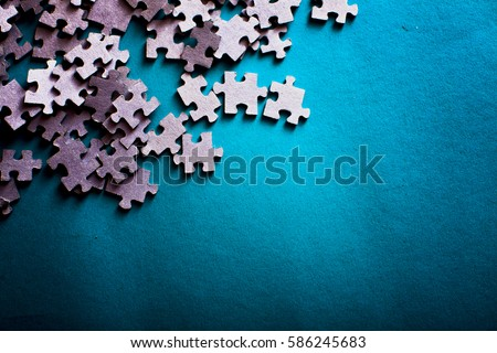 Incomplete puzzles. jigsaw puzzle #586245683