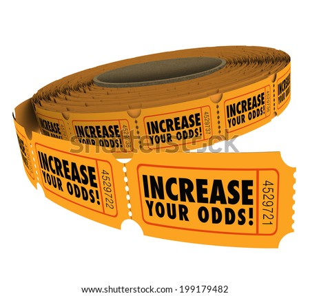 buying more lottery tickets does not increase odds