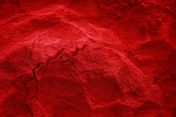 India, 19 April, 2021 : Red cracked background, Red background, cracked, Red, creative background, texture, design, abstract.