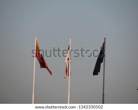 India Gate and Amar Jawan Jyoti #1342330502