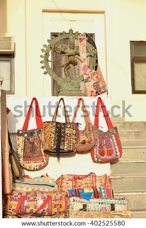 India Udaipur Crafts Handicrafts Ez Canvas