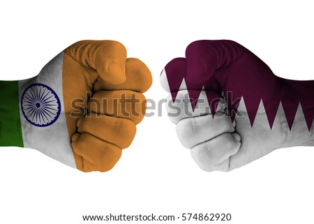 India Map with Indian Flag for Independence Day Images and Stock