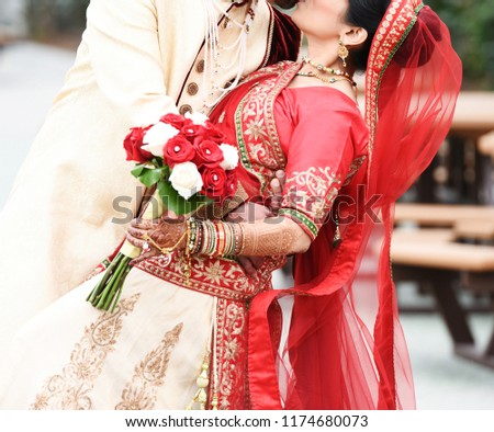 Free Photos Portrait Of Beautiful Indian Bride Indian Bride In Red