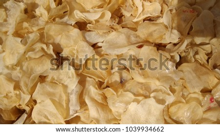 Indian Chips Snacks #1039934662