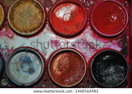 Indian festival - Holi is a festival of colors for hindus living all over the world.These are colors of Indian Holi festival Holi is widely celebrated in India as well as by indians living abroad.