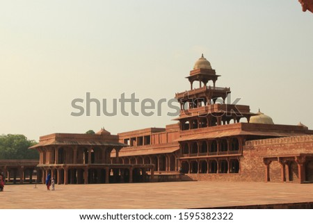 Indian historical monument - Fatepur Sikri