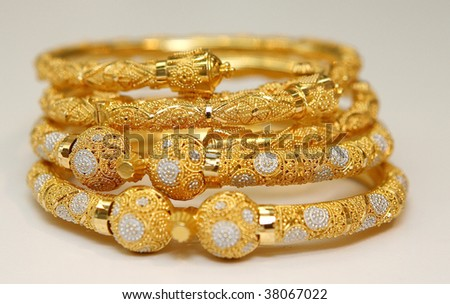 Indian Jewellery Stock Photo 38067022 Shutterstock