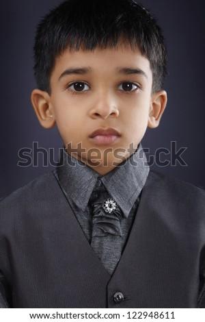 Indian Little Boy