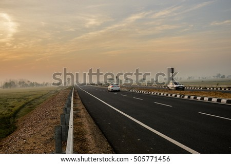 Indian Road Highways #505771456