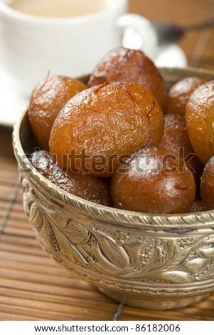 indian special sweet Gulab Jamun