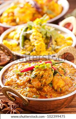 Indian specialities