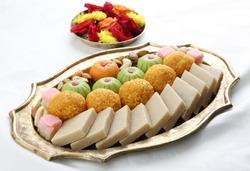 indian sweet ,Kaju Katli Indian sweet,Diwali sweets called Motichoor Ladoo