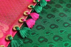 Indian Traditional Silk Saree