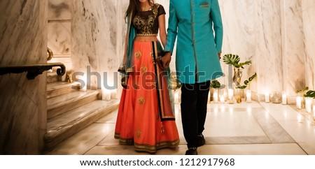 Free Photos Indian Married Couple Holding Hands Avopixcom