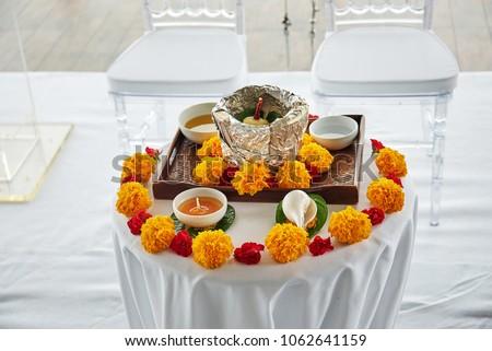 Hindu Prayer Setup Images and Stock Photos - Avopix com