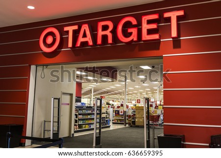 Indianapolis - Circa May 2017: Target Retail Store. Target Sells Home Goods, Clothing and Electronics XIII