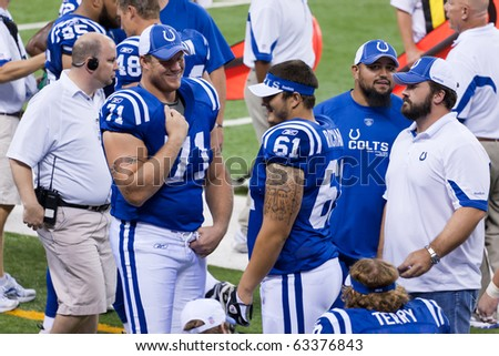 indianapolis colts players