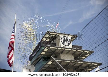 Indianapolis Motor Speedway Logo Vector Ai Download