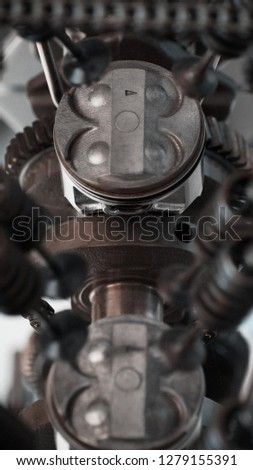 Indide out engine