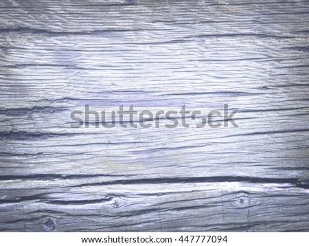 Indigo blue colored oak wood texture #447777094