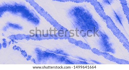 Indigo Tie Dye Grunge. Watercolor Paintbrush. Dirty Art Painting. Abstract Watercolor Paint. Bright Graffiti Style. Brushed Paper. Indigo Oil Brush. Rough Art Print.
