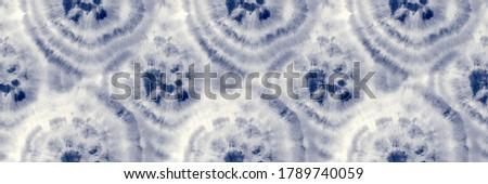 Indigo Tie Dye. Spiral Brush Circle. Shibori Hippie Tie Dye. Shibori Art Pattern. Hippie Abstract Batik. Blue Swirl Watercolor. Spiral Dyed Print. Blue Indigo Tie Dye. Indigo Dyed Background