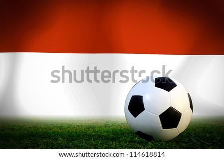 Indonesia soccer ball
