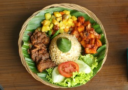 Indonesian tradisional food