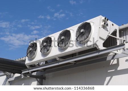 Industrial air conditioner
