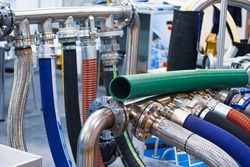 Industrial and hydraulic hose. Standard hose products for the agricultural, food processing, manufacturing, and heavy equipment markets, and offers customers complete hose assembly customization