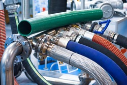 Industrial and hydraulic hose. Standard hose products for the agricultural, food processing, manufacturing, and heavy equipment markets, and offers customers complete hose assembly customization.