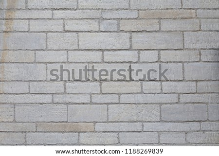 Industrial Brick wall best background texture close