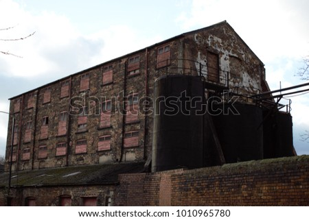 Industrial Building Holbeck - Colour