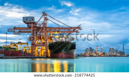 industrial container cargo...